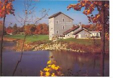 FRANKENMUTH, MICHIGAN NICKLESS HUBINGER FLOUR MILL SIDE VIEW (CD#105)