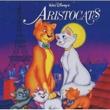 ARISTOCATS ( DEUTSCHE VERSION)  CD ORIGINAL SOUNDTRACK/FILMMUSIK NEU
