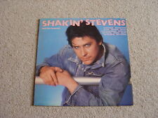 Shakin Stevens and The Sunsets: Shakin Stevens And The Sunsets  LP: 1981 Release