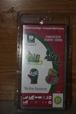 Creative Memories 'Tis the Season Cricut Cartridge - NIB!!!!