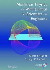 Nonlinear Physics with Mathematica for Scientists and Engineers by George C....
