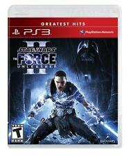 Star Wars: The Force Unleashed 2 II [PlayStation 3 PS3, Greatest Hits] Brand NEW