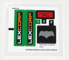 Lego New Sticker for Set 76046 Heroes of Justice Sky High Battle
