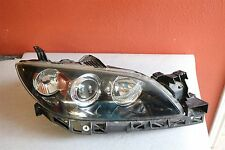 2004-2005-2006-2007-2008-2009 MAZDA 3 SEDAN RIGHT HEADLIGHT