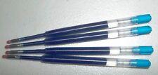 16 PARKER Style GEL Ink Refills - BLUE