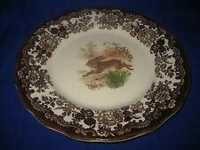 Royal Worcester  Palissy Game  Series Dinner Rabbit  Plate 25 cm