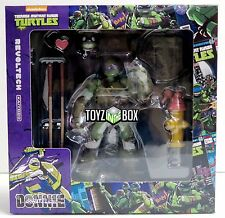 "In STOCK Kaiyodo Revoltech TMNT ""Donatello Donnie"" Nickelodeon Action Figure"