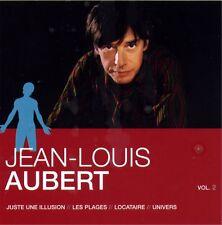 CD - JEAN LOUIS AUBERT - L'essentiel vol 2