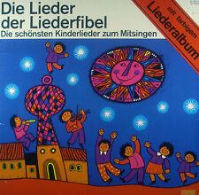 LP DIE LIEDER DER AMORCE DE LA CHANSON - plus beaux pour enfants zu chanter