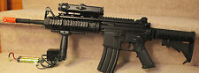 Full Metal Body &Gearbox M4 CASV Airsoft Electric Gun Shoot up to 400 FPS