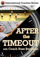After The Timeout Russ Bergman Youth Basketball Training DVDs for championship