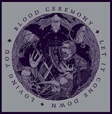 "BLOOD CEREMONY - Let It Come Down - PURPLE VINYL 7"" Rise Above - NEW COPY"