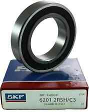 6201-2RSH/C3 SKF Brand rubber seals bearing 6201-2RS C3 or 2rs USA ship