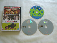 Ben Stiller Tropic Thunder The Heartbreak Kid  Zoolander Comedy Triple Pack DVD