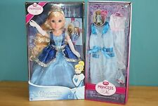 Disney Princess and Me Cinderella Diamond Edition Doll & Sleepwear Outfit