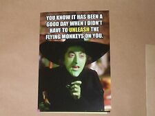 wizard of oz birthday card  ebay, Birthday card