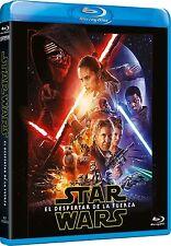 Star Wars El Despertar De La Fuerza Blu-ray Nuevo precintado