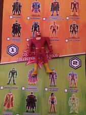 CARTOON NETWORK DC JUSTICE LEAGUE ACTION MIGHTY MINIS FLASH S1 LOOSE UNUSED