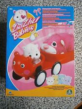 Zhu Zhu Pets Babies Push Along Ladybug Stroller set - NEW