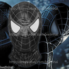 The Amazing Spider Man mask  Balaclava Cosplay  Spider Man 3 Venom black mask