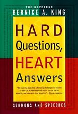 Hard Questions, Heart Answers, King, Bernice, Good Book