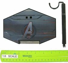 Hot Toys Avengers Age of Ultron Black Widow Display Stand 1:6th Scale Accessory