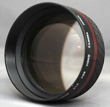 SIGMA TELECONVERTER 1.5X for Video CAMERA 52mm Thread Lens Attachment JAPAN