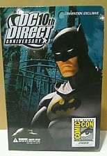 Batman DC Direct San Diego 2008 Comic Con Convention Exclusive Action Figure
