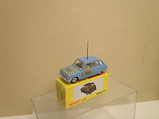 """RENAULT """"6"""" reportages """"ORTF"""" Dinky Atlas 1.43"""