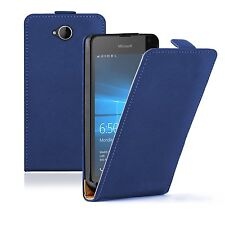 SLIM BLUE High Quality Mobile Phone Accessories For Microsoft Lumia 650