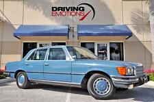 Mercedes-Benz: 400-Series 450 SE