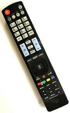 Replacement remote control for LG TV 47LV470S