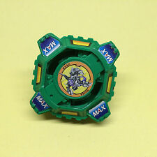 Old Plastic Beyblade Draciel Metal Ball Diffencer Very Rare  Used