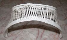 Blank Mesh Wired Cap Base for making Bridal Hat Veil Costume Millinery Supply