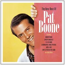 Pat Boone - The Very Best Of...Greatest Hits (2CD 2014) NEW/SEALED