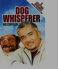 Dog Whisperer With Cesar Millan 3 Exciting Episodes DVD NEW Factory Sealed