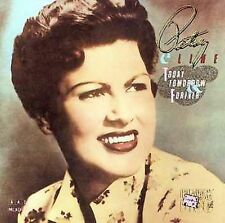 Today, Tomorrow & Forever by Patsy Cline (Cassette, Oct-1990, MCA (USA))
