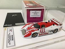 1/43 factory built Marsh Models March 83G Red Lobster Mosport '83 amr bbr tameo