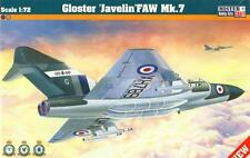 GLOSTER JAVELIN FAW MK 7 (RAF MARKINGS) 1/72 MISTERCRAFT