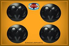 Center Cap 2014-2016 Dodge Ram 1500 Black Cover 20in Wheel Mopar Set of 4 OEM