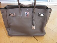Hermes Birkin Bag 35 cm, Leder Taurillon Clemence Do