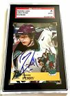 COREY PERRY SIGNED 2001/02 LONDON KNIGHTS TEAM ISSUED CARD SGC AUTHENTICATED