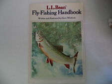 L.L. Bean Fly-Fishing Handbook by Dave Whitlock ~ Tackle ~ Flies ~ How To