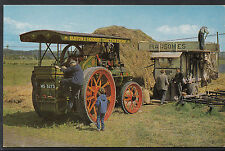 Agriculture Postcard - Ruston & Hornsby Traction Engine No.113812 - BB20