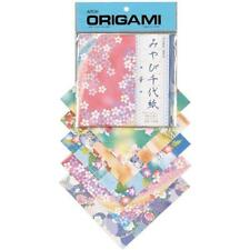 Aitoh Floral Print Origami Paper, 5.875 by 5.875-Inch, 40-Pack, New, Free Shippi