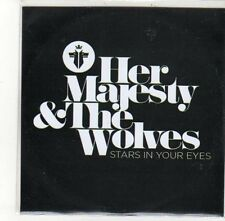 (DL21) Her Majesty & The Wolves, Stars In Your Eyes - 2010 DJ CD