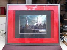 World Trade Center Twin Towers  Statue of Liberty, New York City Art:River view,