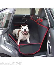 WATERPROOF REAR SEAT COVER FOR PETS, DOGS, CATS - 140cm x 150cm