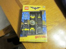 LEGO BATMAN BUILDABLE WATCH 8020837 with MINIFIGURE