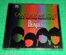 PHILIPPINES:SONGS AS POPULARIZED BY THE BEATLES,CAN'T BUY ME LOVE,SEALED,VCD